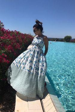 Ladera-dress